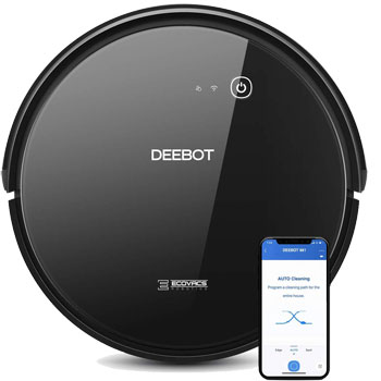 ECOVACS DEEBOT 661 Mopping Robotic Vacuum Cleaner