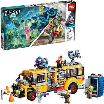 LEGO Hidden Side Paranormal Intercept Bus 3000 (70423)