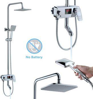Luxury Shower System