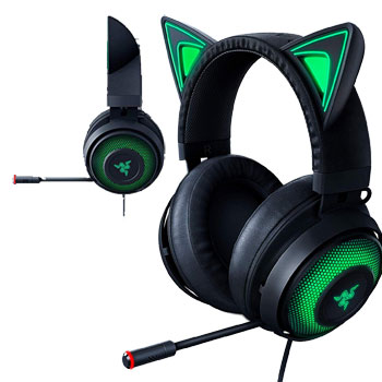 Razer Kraken Kitty Gaming Headset
