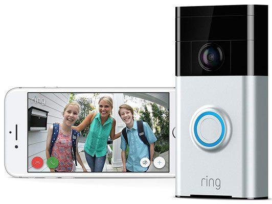 Ring Video Doorbell with Alexa