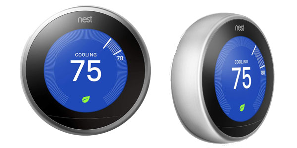 T3017US Nest Learning Smart Thermostat