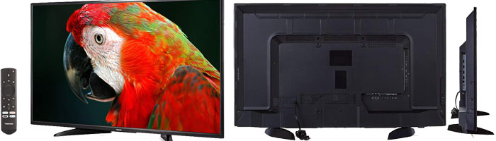 Toshiba 43-inch 4K Ultra HD