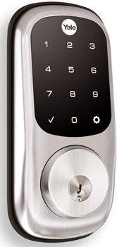 Yale YRD226-ZW2-619 Z-Wave Plus Touchscreen Deadbolt