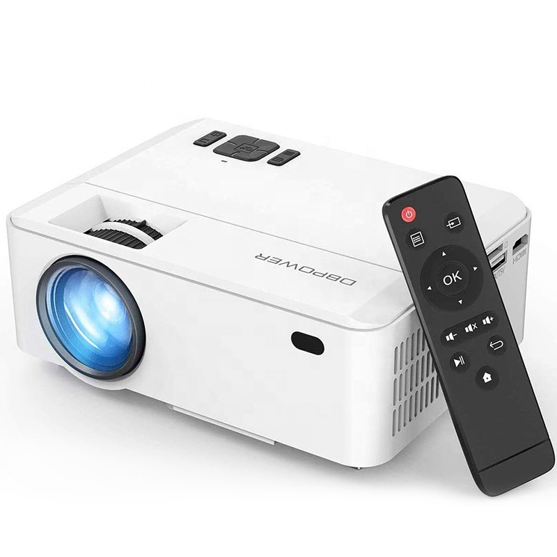 DBPOWER 3500 Lux Mini Projector
