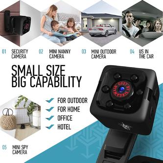 Mini Spy Camera 1080P Hidden Camera